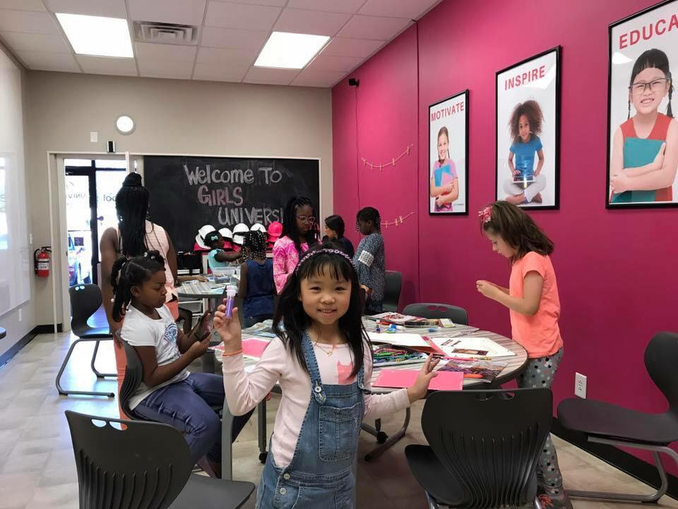 We provide a safe interactive after school enrichment program for girls while providing academic and personal growth skills. Our sites are located in Florence South Carolina and Hartsville South Carolina.